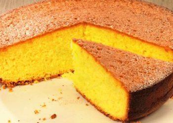 Gâteau 5 minutes au citron
