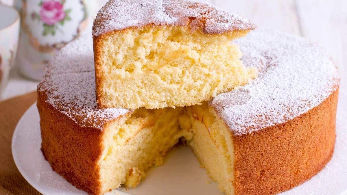 Gâteau 10 minutes
